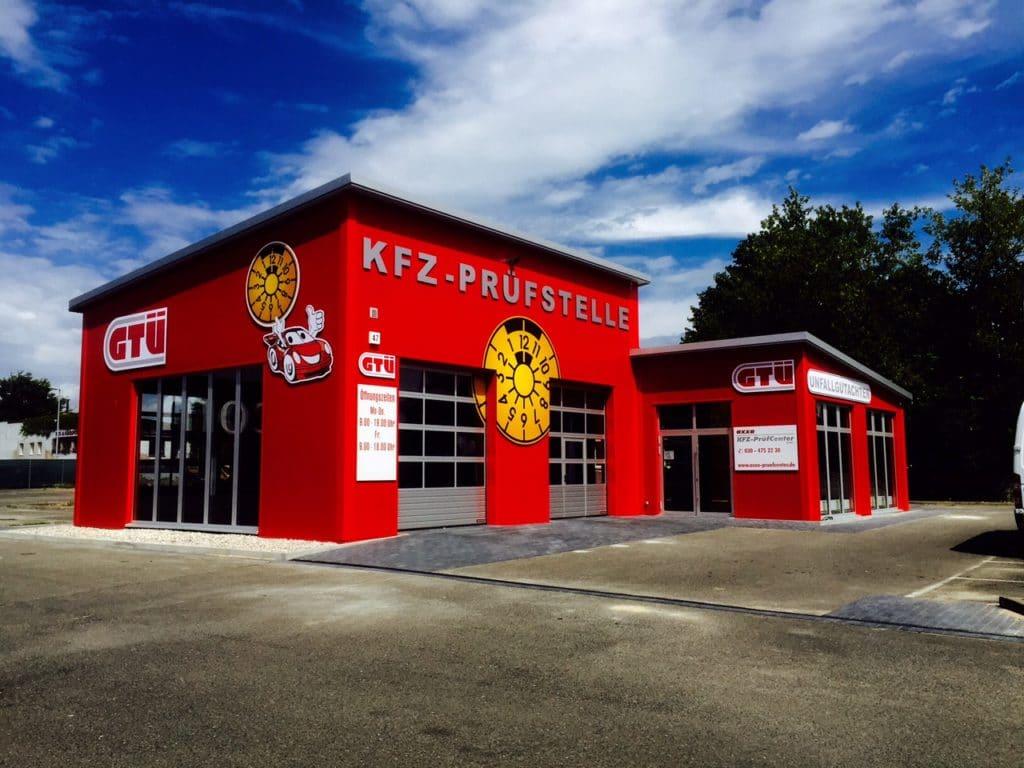KFZ Prüfstelle Pankow-Niederschönhausen
