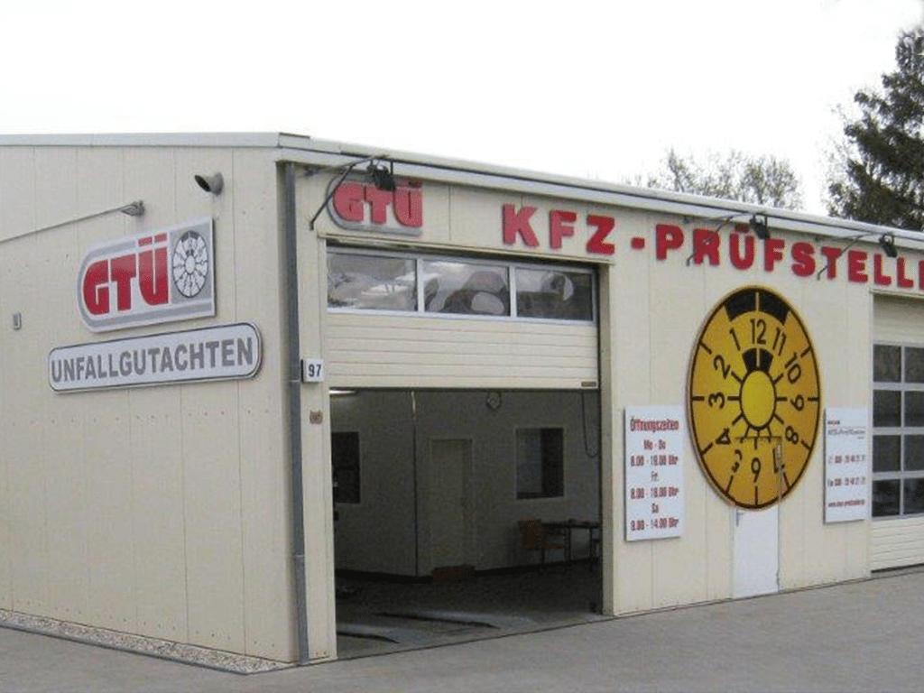 KFZ Prüfstelle Marzahn-Biesdorf